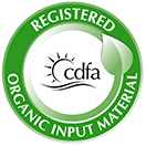organic input material